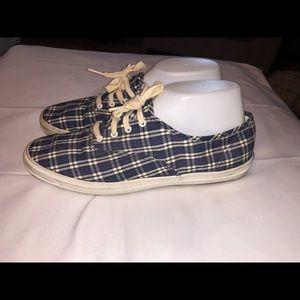 Keds Shoes - Keds Plaid Shoes Size 9.5